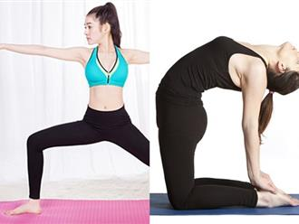"""7 tư thế yoga giúp """"tút tát"""" lại vòng 1 khiêm tốn, chảy xệ"""