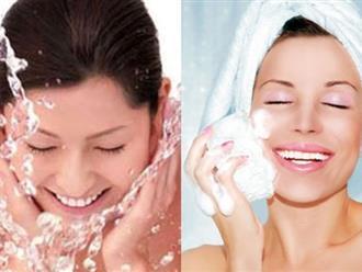 Làm sao để hết nhờn trên da mặt nhanh và hiệu quả?