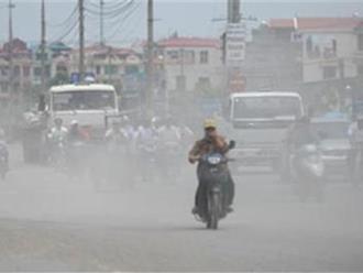 TP.HCM: Ô nhiễm không khí cao gấp 3 lần tiêu chuẩn