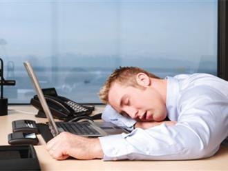 Bí quyết chống buồn ngủ giúp dân văn phòng tỉnh táo ngay tức thì