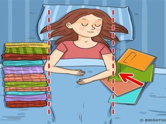 Có lẽ bạn không biết, ngủ đúng cách cũng giúp giảm nếp nhăn