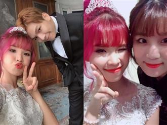 HOT: Lộ hậu trường chụp ảnh cưới của Khởi My và Kelvin Khánh tại Hàn Quốc