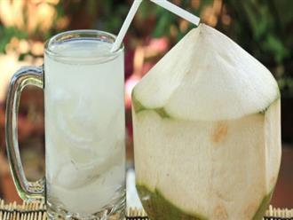 Nước dừa đặc biệt tốt cho mẹ bầu và đây là lý do!