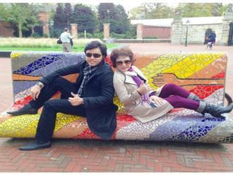 Phơi bày toàn bộ sự thật chuyện tình cảm của Vũ Hoàng Việt và bạn gái đại gia U60