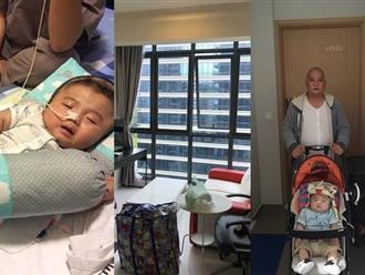 Cập nhật thông tin 'chú lính chì' Phạm Đức Lộc: Cận cảnh 'ngôi nhà mới' và tiến triển sức khỏe của bé sau khi được xuất viện ở Singapore