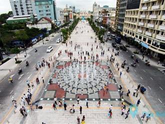 Phố đi bộ Nguyễn Huệ thành sân khấu diễn âm nhạc cuối tuần