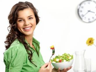 Những nguyên tắc ăn kiêng giảm mỡ bụng bạn nhất định phải biết