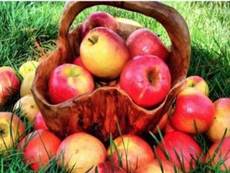 Giảm cân bằng táo, sút 3kg/tuần là chuyện nhỏ