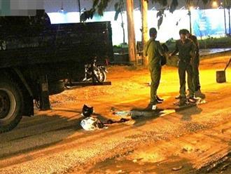 TP.HCM: Nam thanh niên ngã trong cơn mưa, bị xe tải cán tử vong