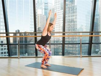 Bài tập yoga giảm mỡ bụng dưới nhanh trong một nốt nhạc
