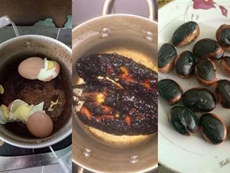 Khoe khéo khoe đảm xưa rồi, giờ con gái khoe thảm họa nấu ăn như này mới là đúng trend!