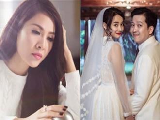 Quế Vân bất ngờ ấn like ảnh cưới Trường Giang và Nhã Phương