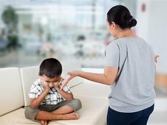 """Xử lý trẻ ăn vạ, khóc lóc sẽ """"dễ ợt"""" nếu bố mẹ biết những biện pháp này"""