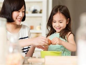 Những kỹ năng sống cần thiết cho trẻ mầm non mà cha mẹ chớ quên dạy con!