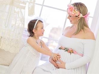 3 năm sảy thai 4 lần, bà mẹ từ bỏ ý định có con và bất ngờ phát hiện ra...