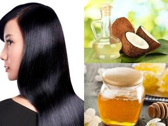 Cách điều trị rụng tóc bằng dầu dừa liệu có đạt hiệu quả cao?