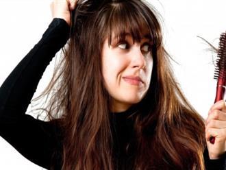 Không nên chủ quan khi tóc rụng bất thường, bởi nó có thể là do các bệnh sau gây ra