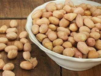 Mỗi ngày ăn vài hạt lạc sau 1 tuần điều kỳ lạ gì sẽ đến với cơ thể?