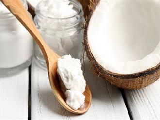 Mẹo ủ tóc bằng dầu dừa mỗi ngày cho mái tóc suôn mượt