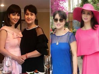 Bất ngờ trước dung nhan trẻ đẹp của mẹ diễn viên Mai Thu Huyền