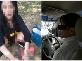 Tài xế taxi bị sốc khi hành khách 15 tuổi xin đi vệ sinh nhưng lại là ... đẻ rơi trên đường