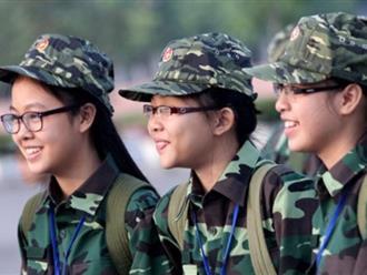 Ưu và nhược điểm của học kỳ quân đội với trẻ nhỏ