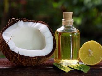 Cách hấp tóc bằng dầu dừa tại nhà đúng cách