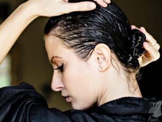 Cách ủ tóc bằng dầu dừa tại nhà đúng cách
