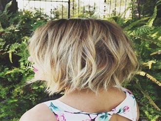 Những kiểu tóc 2017 ngắn đẹp nhất các bạn nữ nên thử