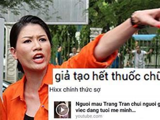 Hỗn láo với nghệ sĩ Xuân Hương, nhưng Trang Trần lại dạy dỗ đạo đức Hương Giang Idol