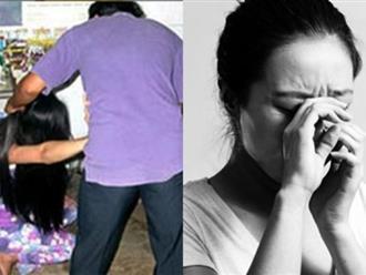 1001 kiểu cuồng ghen: Vì những điều bóng gió, chồng 'tra tấn' vợ suốt 3 năm