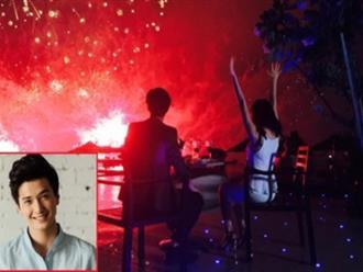 Huỳnh Anh đăng bức ảnh lạ rộ tin đồn có bạn gái mới sau khi chia tay Hoàng Oanh
