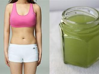 Uống 1 trong 2 loại nước này mỗi sáng, sẽ thấy giảm cân chưa bao giờ dễ thế