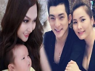 Phi Thanh Vân tuyên bố phũ phàng khi chồng cũ có tình mới