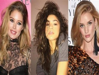 9 kiểu tóc 2017 nữ đẹp dự đoán gây bão trong năm