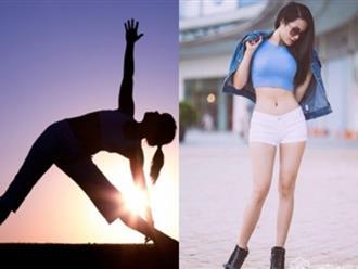 10 bài tập buổi sáng đơn giản tại nhà giúp body xinh xắn, vóc dáng khỏe mạnh