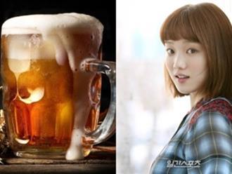 """Học hỏi bí quyết làm đẹp từ bia tươi từ cô nàng """"Tiên nữ cử tạ"""""""