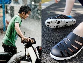 6 mẫu giày đi mưa được nhiều nàng mê mẩn