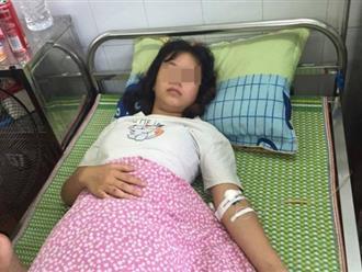 Nữ sinh bị 3 cô gái đưa đi nhiều nơi, đánh hội đồng phải nhập viện