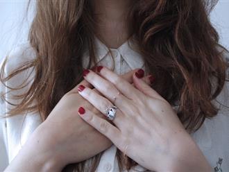Phụ nữ có 5 tướng bàn tay thế này, cả đời sống trong NHUNG LỤA, được chồng YÊU THƯƠNG đến già