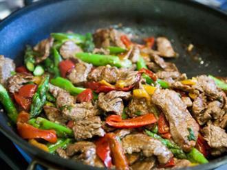 Đây chính là mẹo hay nhất để nấu thịt bò nhanh mềm, thơm ngon đúng vị