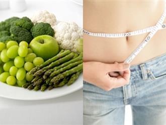 Giảm cân nhanh chóng với thực phẩm không chứa calo
