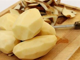 Những lưu ý khi ăn khoai tây để không gây hại cho sức khỏe