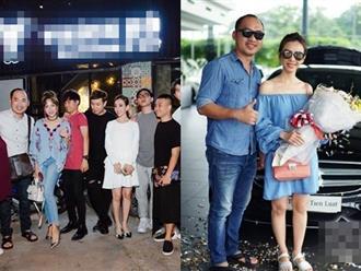 Mở nhà hàng chưa lâu, vợ chồng Thu Trang - Tiến Luật lại tậu thêm xế hộp tiền tỷ
