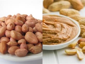 Sự thật về việc ăn đậu phộng có mập không?