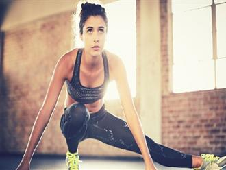 Siết chặt được cơ, giảm được mỡ nhờ 7 ngày luyện tập thể dục một cách thông minh