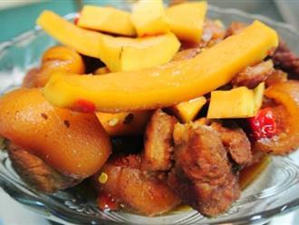 Cách nấu thịt kho dừa đơn giản mà ngon, cả nhà cùng mê