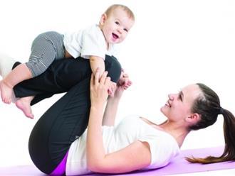 Phương pháp làm đẹp sau khi sinh giúp các chị em luôn có ngoại hình hấp dẫn