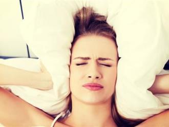 Những lý do khiến bạn đau đầu vào buổi sáng