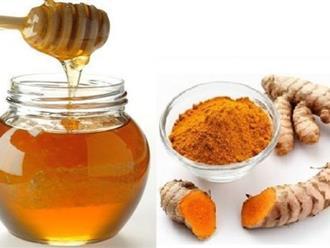 Làm đẹp sau sinh với nghệ và mật ong trăm lợi ích không hại